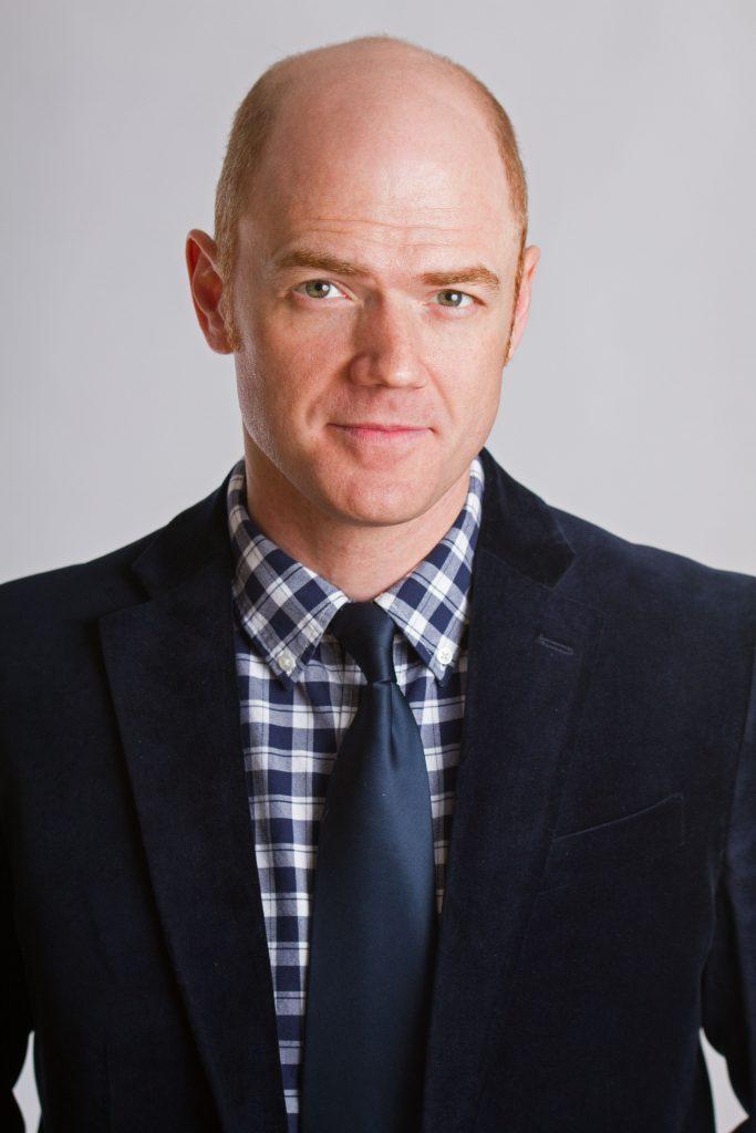 Aaron Roberts (Voice Actor)